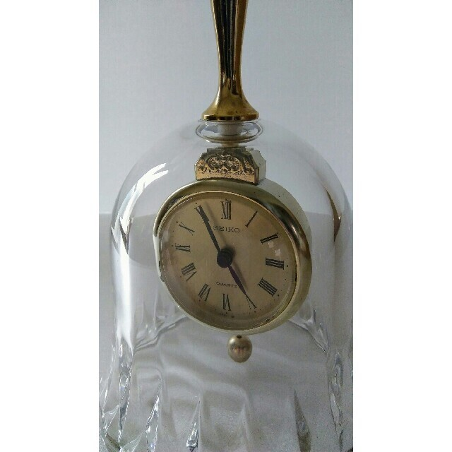 SEIKO(セイコー)のSEIKO アンティーク風時計 インテリア/住まい/日用品のインテリア小物(置時計)の商品写真