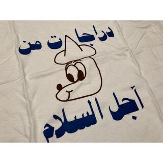 ワンエルディーケーセレクト(1LDK SELECT)のバリー・マッギー Barry McGee twist Tシャツ(Tシャツ/カットソー(半袖/袖なし))