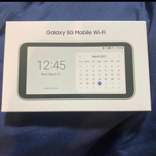 Galaxy5G Mobile Wi-Fi SCR01 ポケット 【最安値】