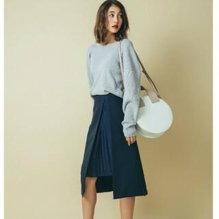 ラグナムーン(LagunaMoon)の新品未使用ラグナムーン スカート(ひざ丈スカート)