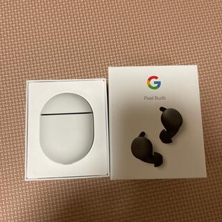 グーグルピクセル(Google Pixel)の Google PixelBuds(ヘッドフォン/イヤフォン)