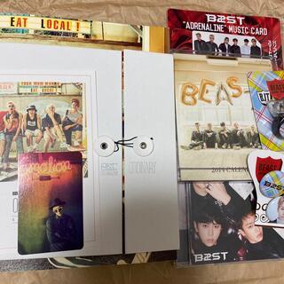 BEAST  Highlight  ヨンジュンヒョン(K-POP/アジア)