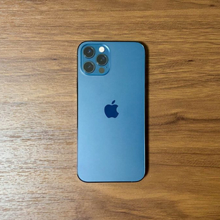 iPhone - iPhone 12 Pro 256GB ドコモ SIMフリーパシフィックブルー