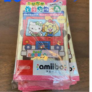 サンリオ(サンリオ)のamiiboカード サンリオキャラクターズコラボ 復刻版 30パック(カード)