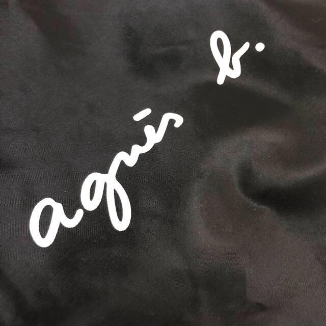 agnes b.(アニエスベー)のアニエスベー トートバッグ エコバッグ ナイロンバッグ レディースのバッグ(トートバッグ)の商品写真