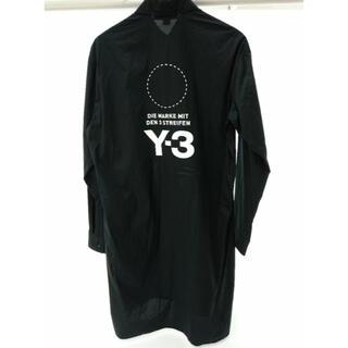 Y-3 - ✨美品✨ Y-3 yohji yamamoto スタッフ シャツ ロングシャツ