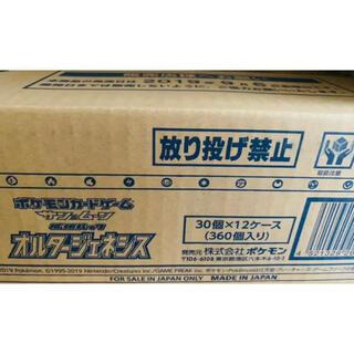 ポケモン(ポケモン)のオルタージェネシス 1カートン12box(Box/デッキ/パック)