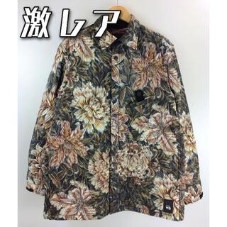 ワイスリー(Y-3)の✨販売証明書あり✨ Y-3 yohji yamamoto キルトシャツ 花柄(シャツ)