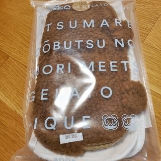 gelato pique - ジェラートピケ✖️あつまれどうぶつの森 トートバッグ&ポーチ