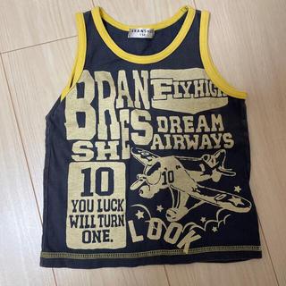 ブランシェス(Branshes)のブランシェス タンクトップ110センチ(Tシャツ/カットソー)
