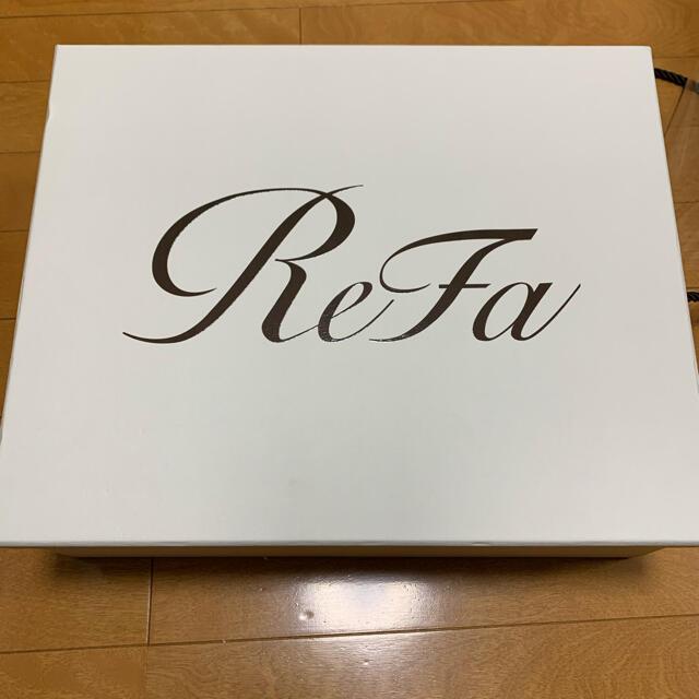 ReFa(リファ)のリファ Refa ビューティックドライヤー ホワイト REAB02A スマホ/家電/カメラの美容/健康(ドライヤー)の商品写真