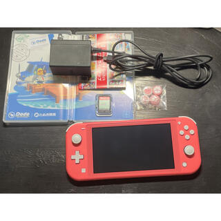 Nintendo Switch - 任天堂 Switch Light コーラル