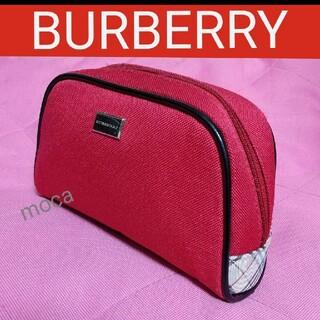 BURBERRY - バーバリー ポーチ