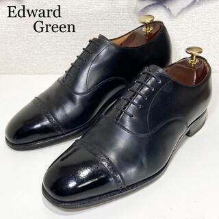 エドワードグリーン(EDWARD GREEN)の★希少 旧工場 80s EDWARD GREEN ビジネスシューズ 革靴(ドレス/ビジネス)