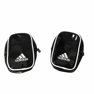 アディダス(adidas)の◎ adidas アディダス ミニポーチ カラビナポーチ 2個セット (ウエストポーチ)