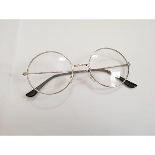 ゴゴシング(GOGOSING)の丸眼鏡 伊達眼鏡(サングラス/メガネ)
