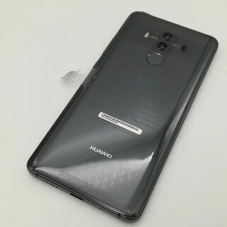 HUAWEI - Huawei SoftBank 【SIMロック解除済み】Mate 10 Pro