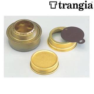 新品!TRANGIA トランギア アルコールバーナー TR-B25 スピリット(調理器具)