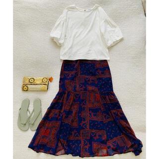 BEAUTY&YOUTH UNITED ARROWS - ユナイテッドアローズ♡ゆったりキレイ ボリューム袖Tシャツ美品