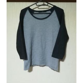 エイケイエム(AKM)のAKM カットソー Tシャツ(Tシャツ/カットソー(七分/長袖))