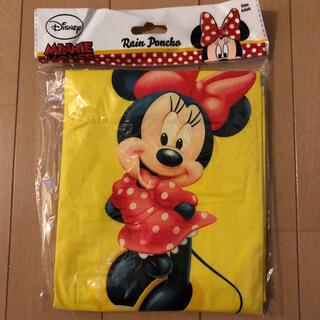 ディズニー(Disney)のミニーマウスレインコート大人用(レインコート)