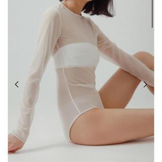 ジョンリンクス(jonnlynx)のyo sheer body suit(カットソー(長袖/七分))
