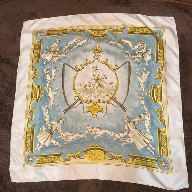 Hermes(エルメス)のエルメス♡カレ レディースのファッション小物(バンダナ/スカーフ)の商品写真