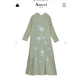 Ameri VINTAGE - 2WAY FLOWER GARDEN DRESS