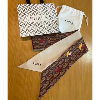 Furla - 新作 FURLA フルラ スカーフ バンドゥ メトロポリス