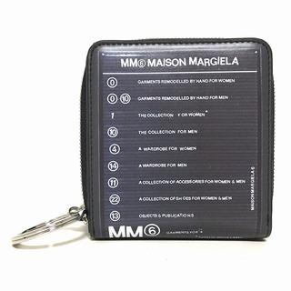 エムエムシックス(MM6)のMM6(エムエムシックス) ダークグレー(財布)