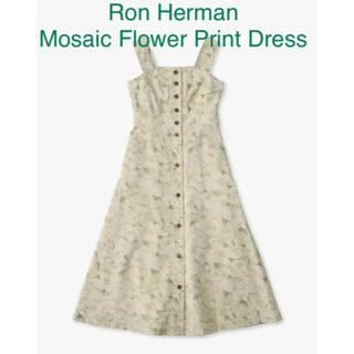 Ron Herman - Ron Herman  Mosaic Flower Print Dress