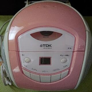 TDK - TDK CDプレーヤー ラジオプレーヤー