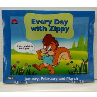 Disney - 新品・未開封Everyday With Zippy ディズニー英語カレンダー2冊