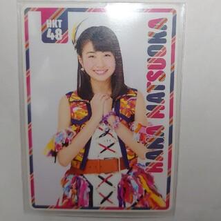 エイチケーティーフォーティーエイト(HKT48)の松岡はな(HKT48)ポケットスクールカレンダー(アイドルグッズ)