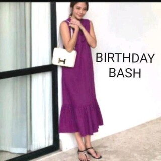 ZARA - BIRTHDAY BASHノースリーブワンピース