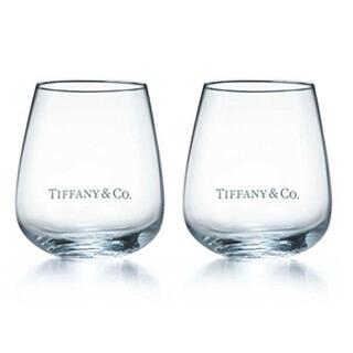 Tiffany & Co. - Tiffany& Co. タンブラーペアセット