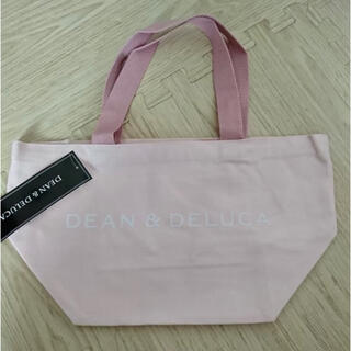 DEAN & DELUCA - 【DEAN&DELUCA】 ディーン&デルーカ トートバッグ Sサイズ ピンク