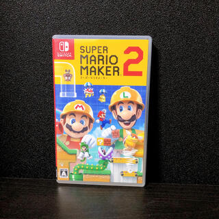 Nintendo Switch - スーパーマリオメーカー2 Switch