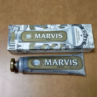 マービス(MARVIS)の【匿名/送料込/新品】 MARVIS ロイヤル 歯磨き粉 75mL 1本(歯磨き粉)