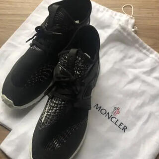 MONCLER - 美品モンクレールレディース スニーカー