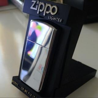 ジッポー(ZIPPO)の1987年製 10月 アメリカ製 ZIPPO プレーン 喫煙具 オイルライター(タバコグッズ)