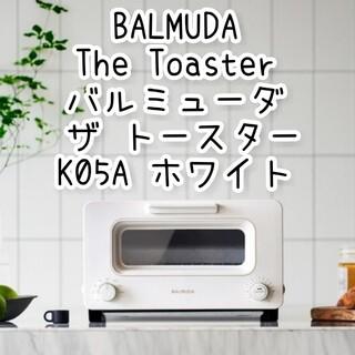 バルミューダ(BALMUDA)のBALMUDA The Toaster バルミューダ ザ トースター K05A(調理機器)
