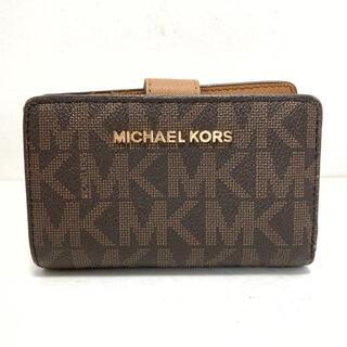 Michael Kors - マイケルコース 2つ折り財布 -