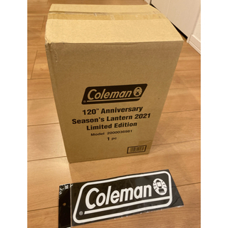 Coleman - 【1年保証あり】コールマン シーズンズランタン2021
