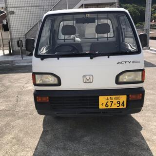 ホンダ - ホンダアクティ軽トラ5MTDOHC 12V