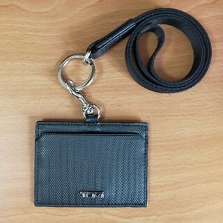 TUMI - TUMI (トゥミ) ID カードケース  レザー・コミューター・ラン