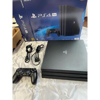 PlayStation4 - SONY PlayStation4 Pro CUH-7200BB01  1TB