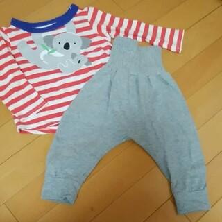 アカチャンホンポ(アカチャンホンポ)の赤ちゃん本舗パジャマサイズ90(パジャマ)