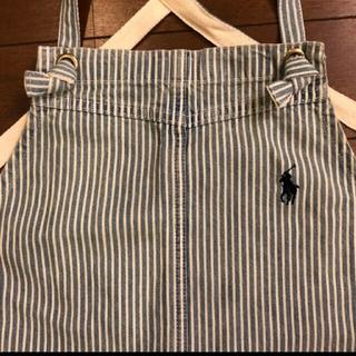 ラルフローレン(Ralph Lauren)のラルフローレン エプロン POLO ポロラルフローレン  ヒッコリー ストライプ(ポロシャツ)