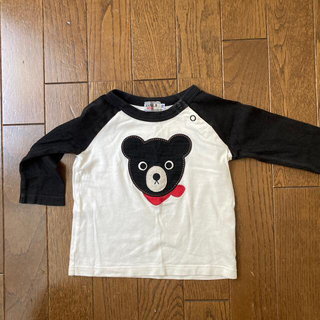 ダブルビー(DOUBLE.B)のミキハウス 3点セット(Tシャツ)